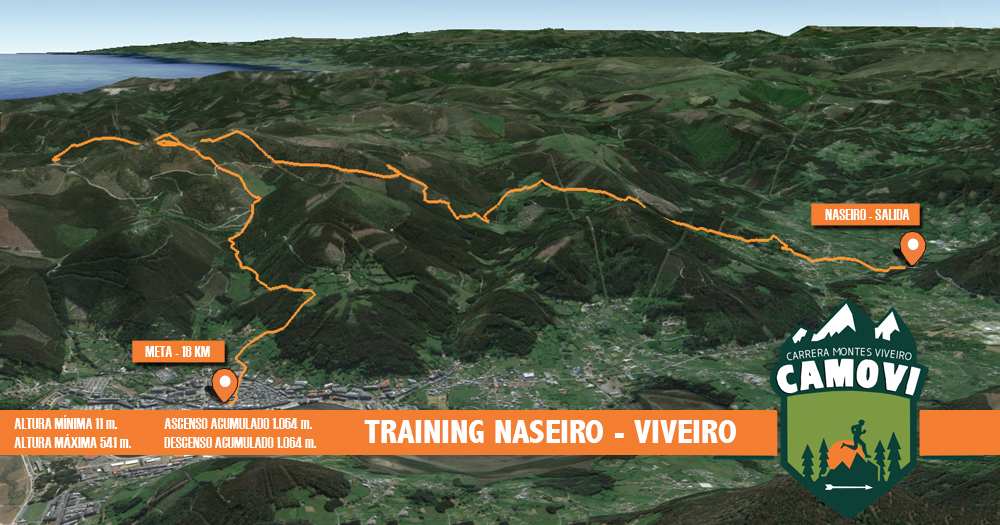 Training Naseiro Viveiro